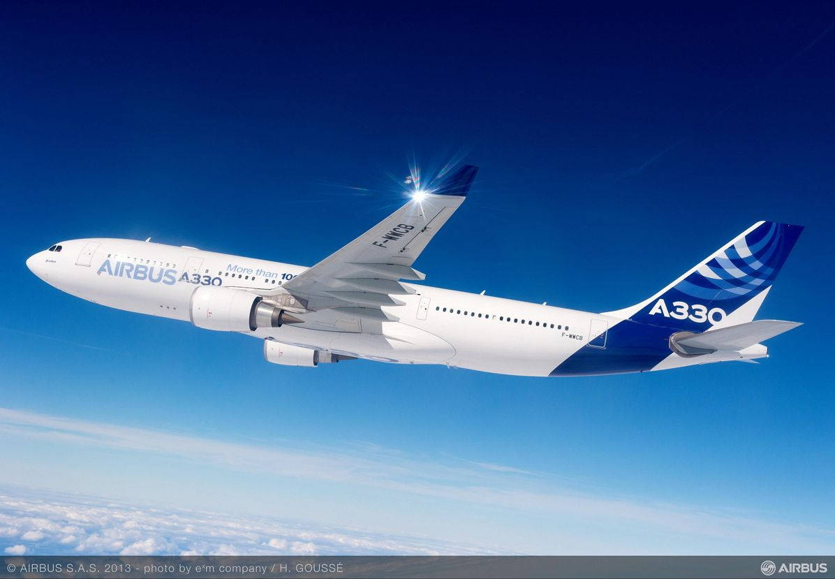 Airbus' Runway Overrun Prevention System certified on A330 Family