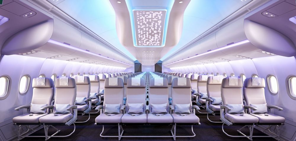 A330neo Airspace Economy Class