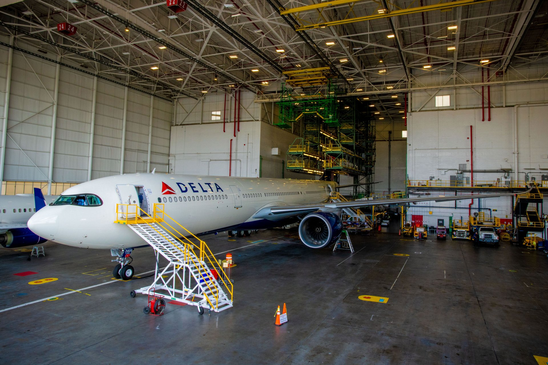 Airbus and Delta Air Lines' new predictive maintenance and health-monitoring solutions will be accessible via a unified portal through the Skywise platform