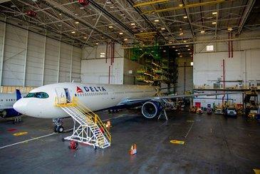 A330neo Delta Air Lines