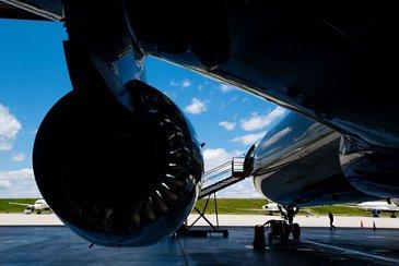 Delta Air Lines engine
