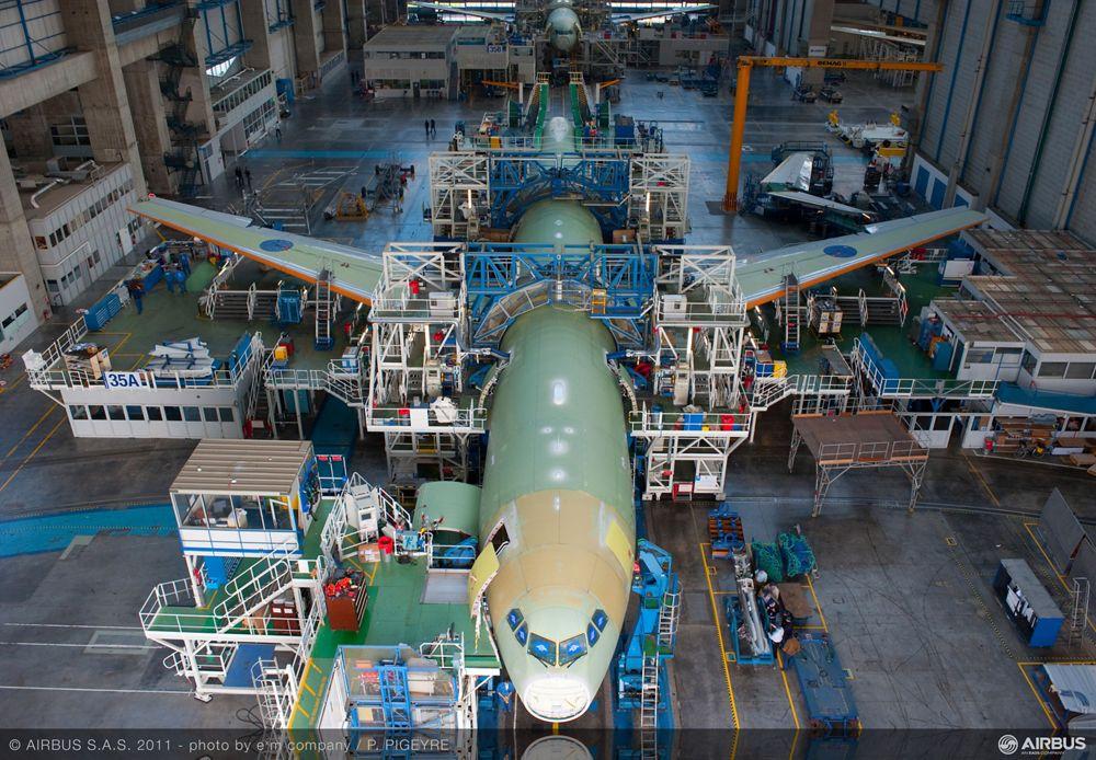 FAL A330 Airbus