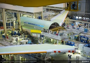 The A330neo enters final assembly_2