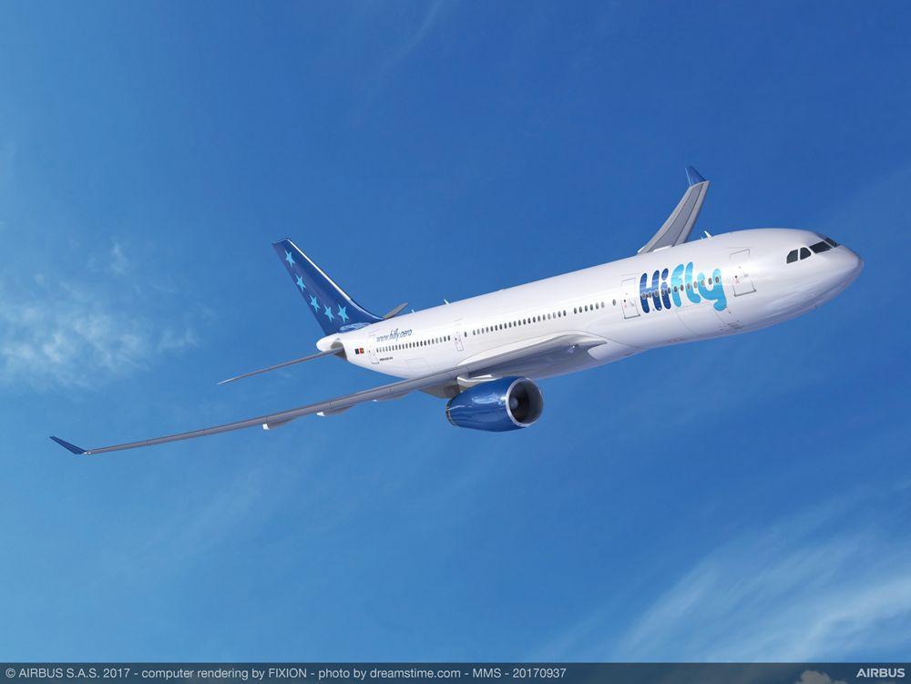 A330-200 Hi Fly