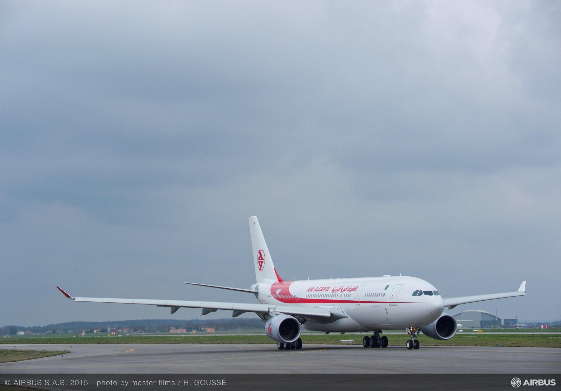 A330-200 Air Algérie