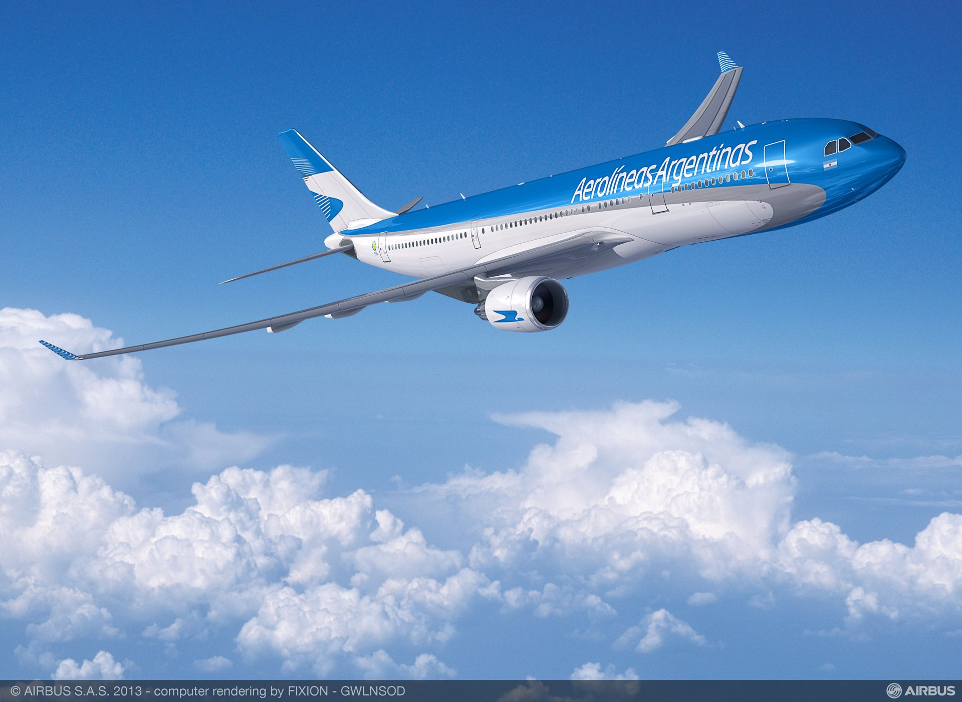 Aerolineas Argentinas has signed a purchase agreement for four Airbus A330-200s to renew and consolidate their widebody fleet.