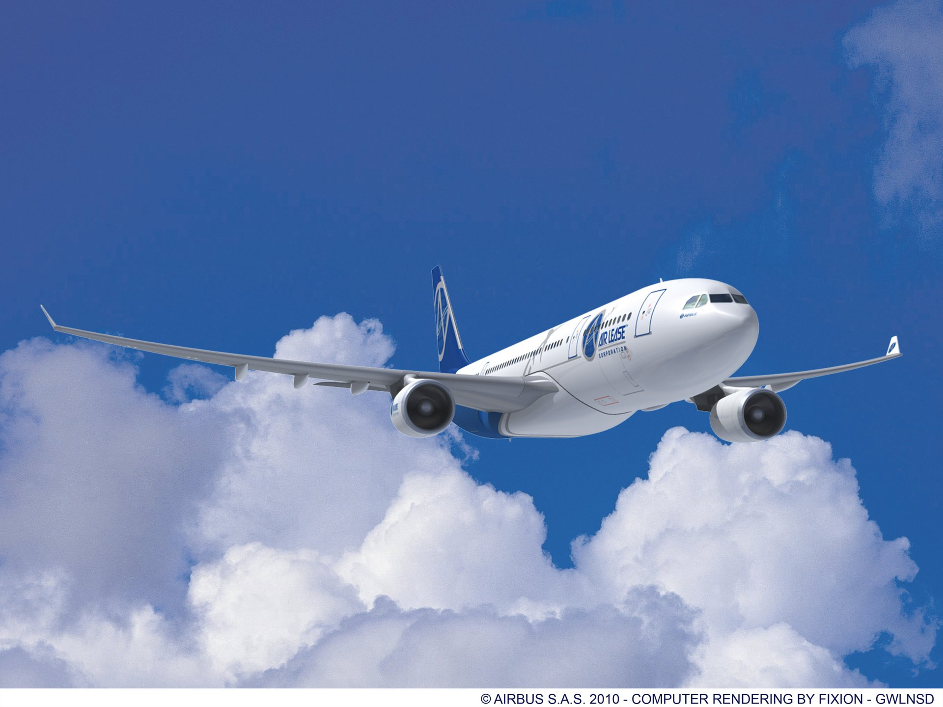 A330-200 Air Lease Corporation
