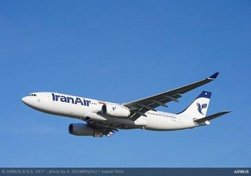 A330-200_Iran Air 1