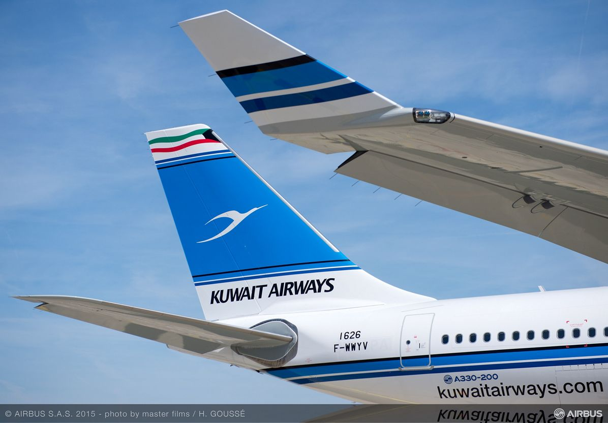 A330-200 MSN1626 KUWAIT AIRWAYS DETAILS, A330-200_Kuwait  Airways 2
