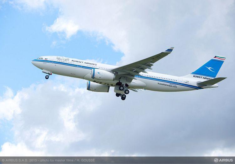 A330-200 MSN1626 KUWAIT AIRWAYS TAKE OFF, A330-200_Kuwait  Airways 1
