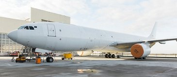 First A330-300P2F delivered: exterior view