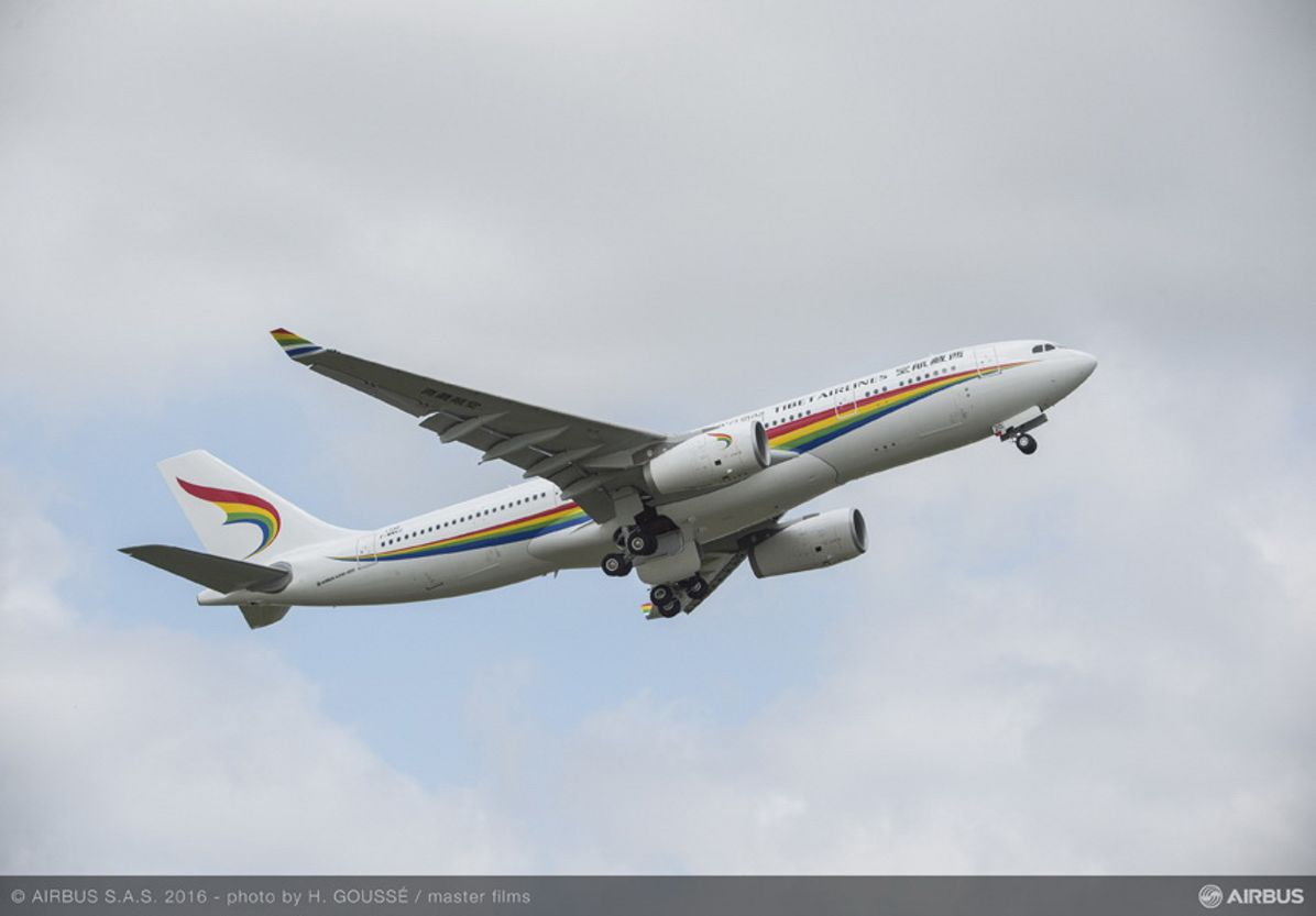 A330-200 _Tibet Airlines