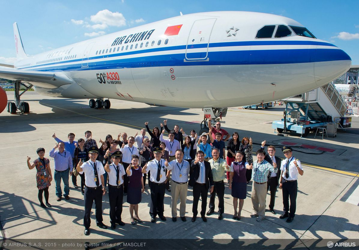 50th A330 delivery to Air China_2