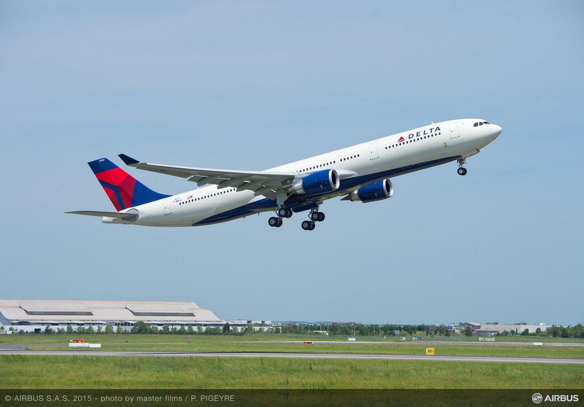 Delta Air Lines' 242-tonne A330-300_2
