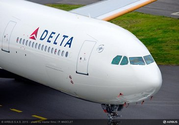 Rollout of Delta Air Lines' 242 tonne A330 variant_3