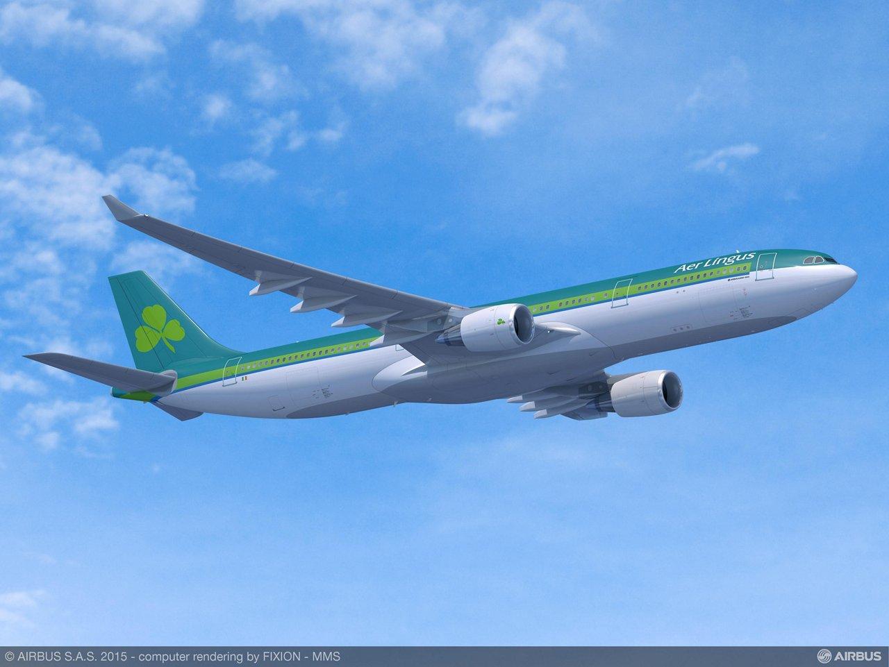 A330-300_Aer Lingus
