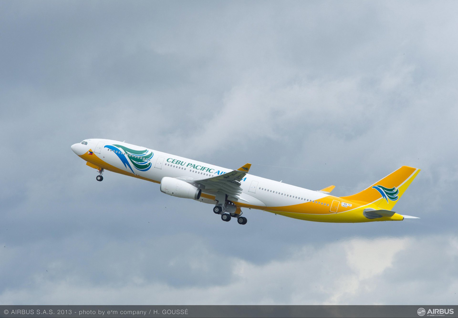 Cebu Pacific A330 300 1