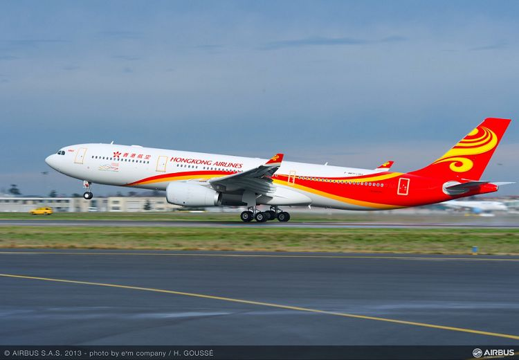 Hong Kong Airlines_A330-300