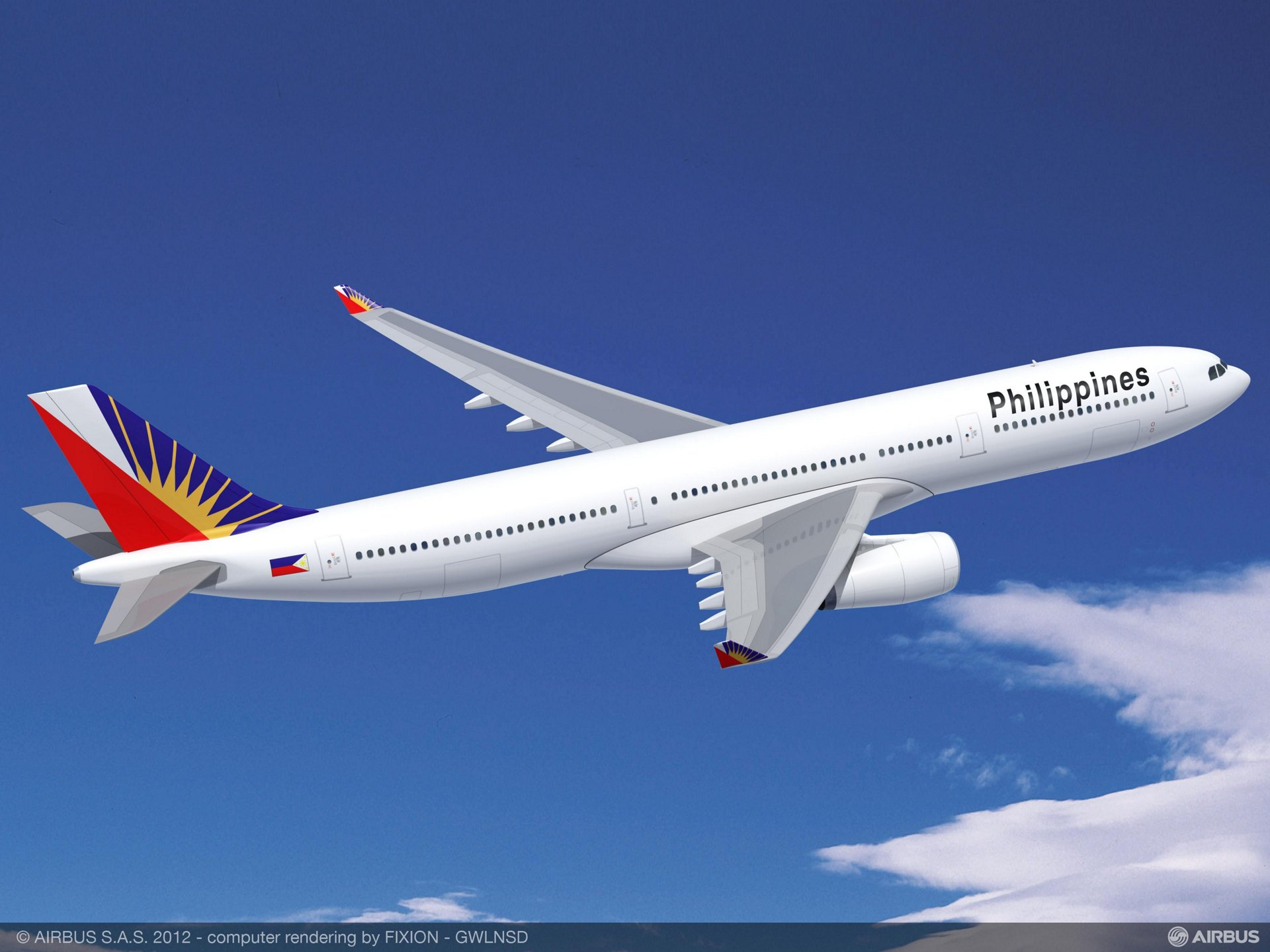 Philippine Airlines (PAL) has placed a firm order with Airbus for an additional 10 A330-300 widebody aircraft.