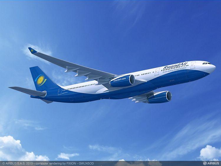 A330-300_RwandAir