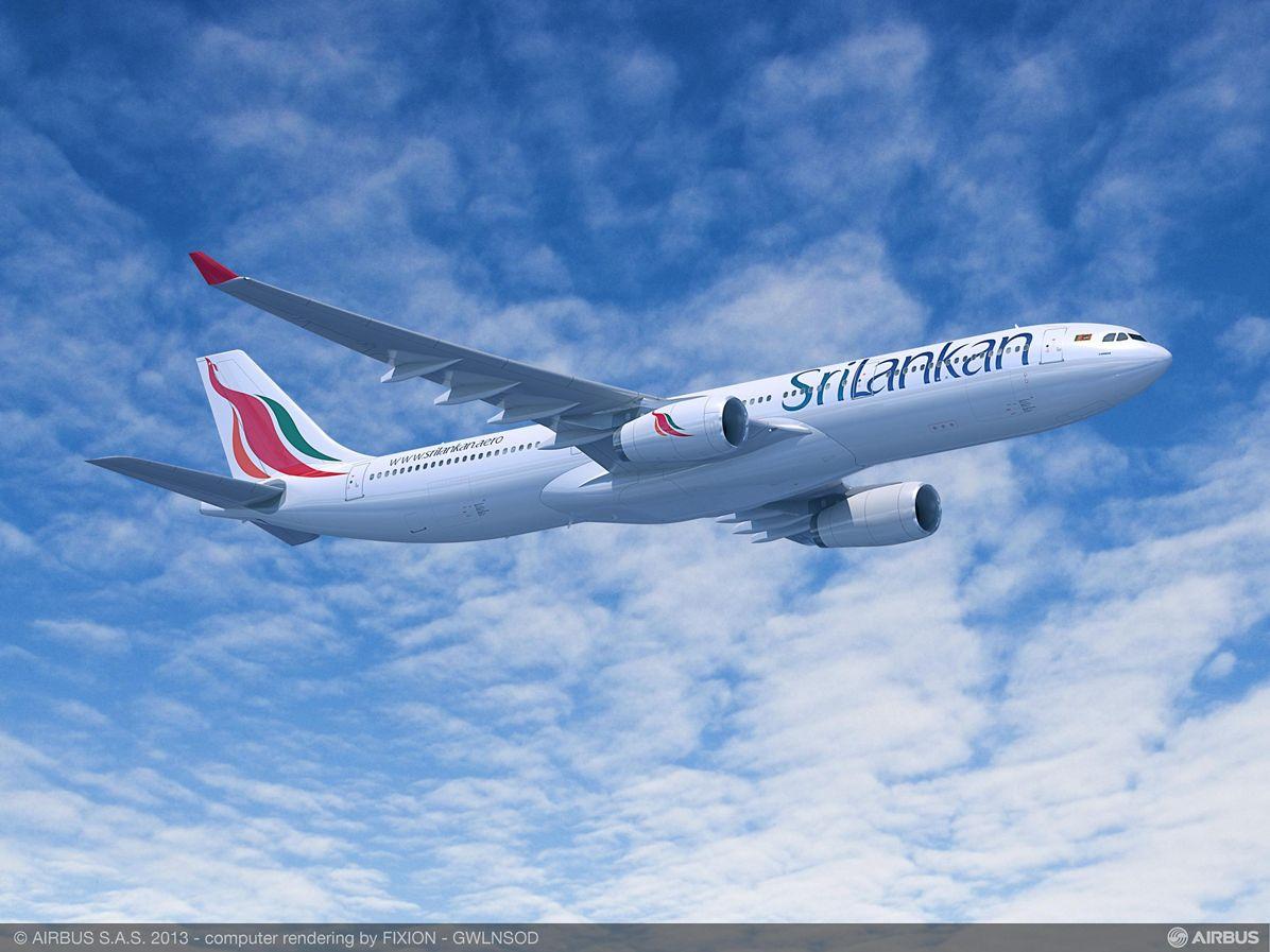 A330-300 Srilankan