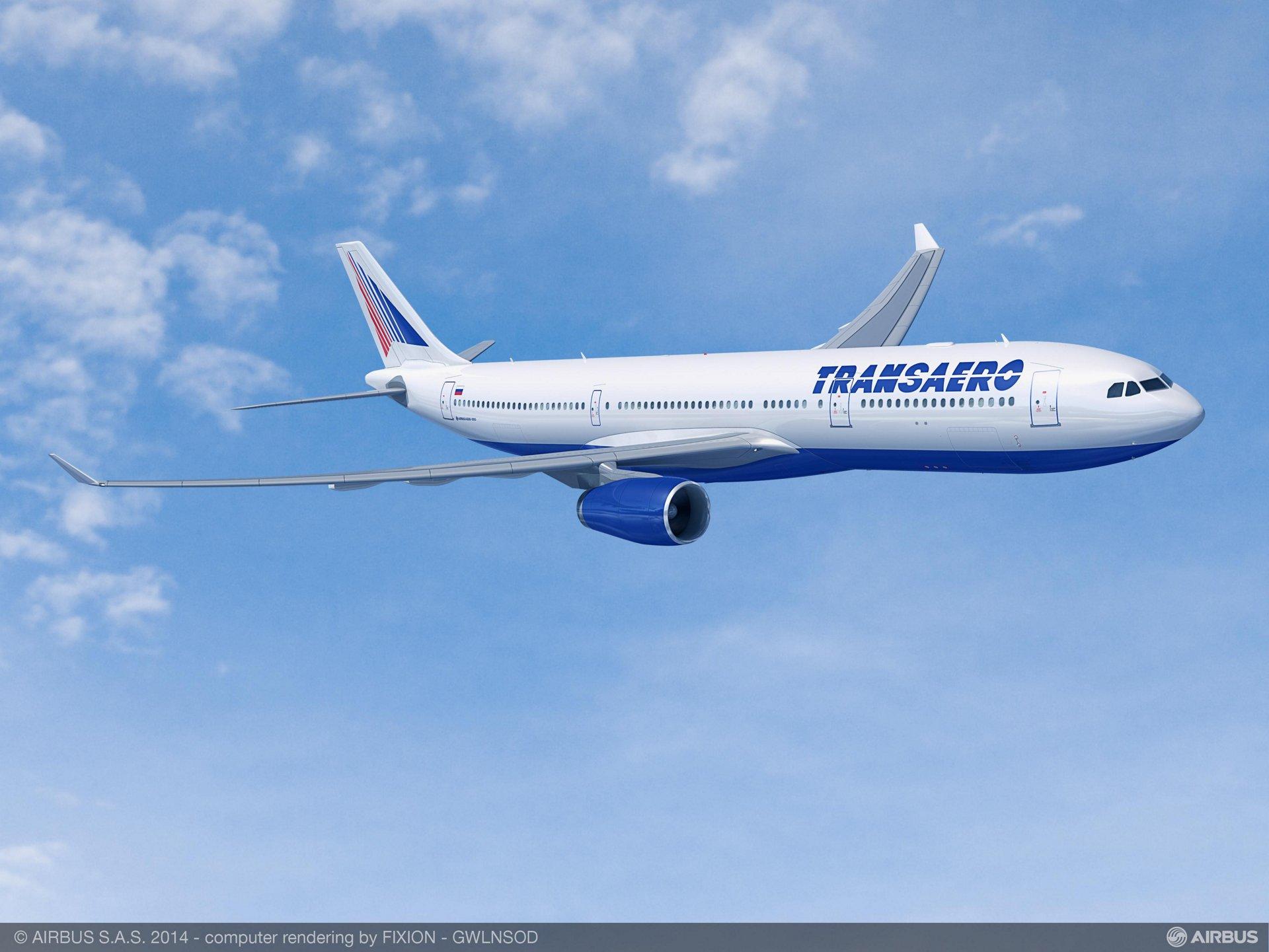 A330-300 Transaero