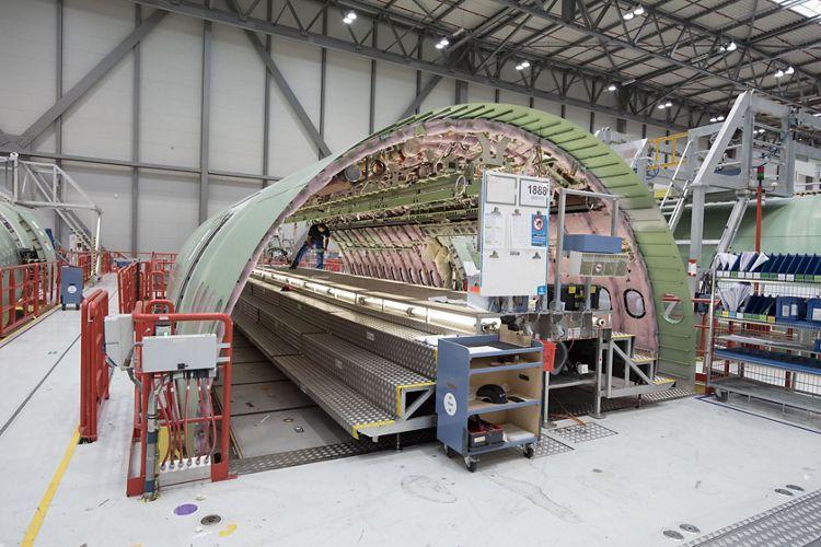 A330-800 Fuselage
