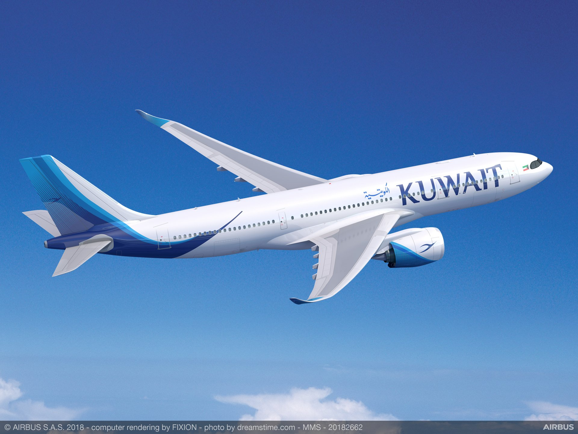 Kuwait Airways: newest customer of the A330neo