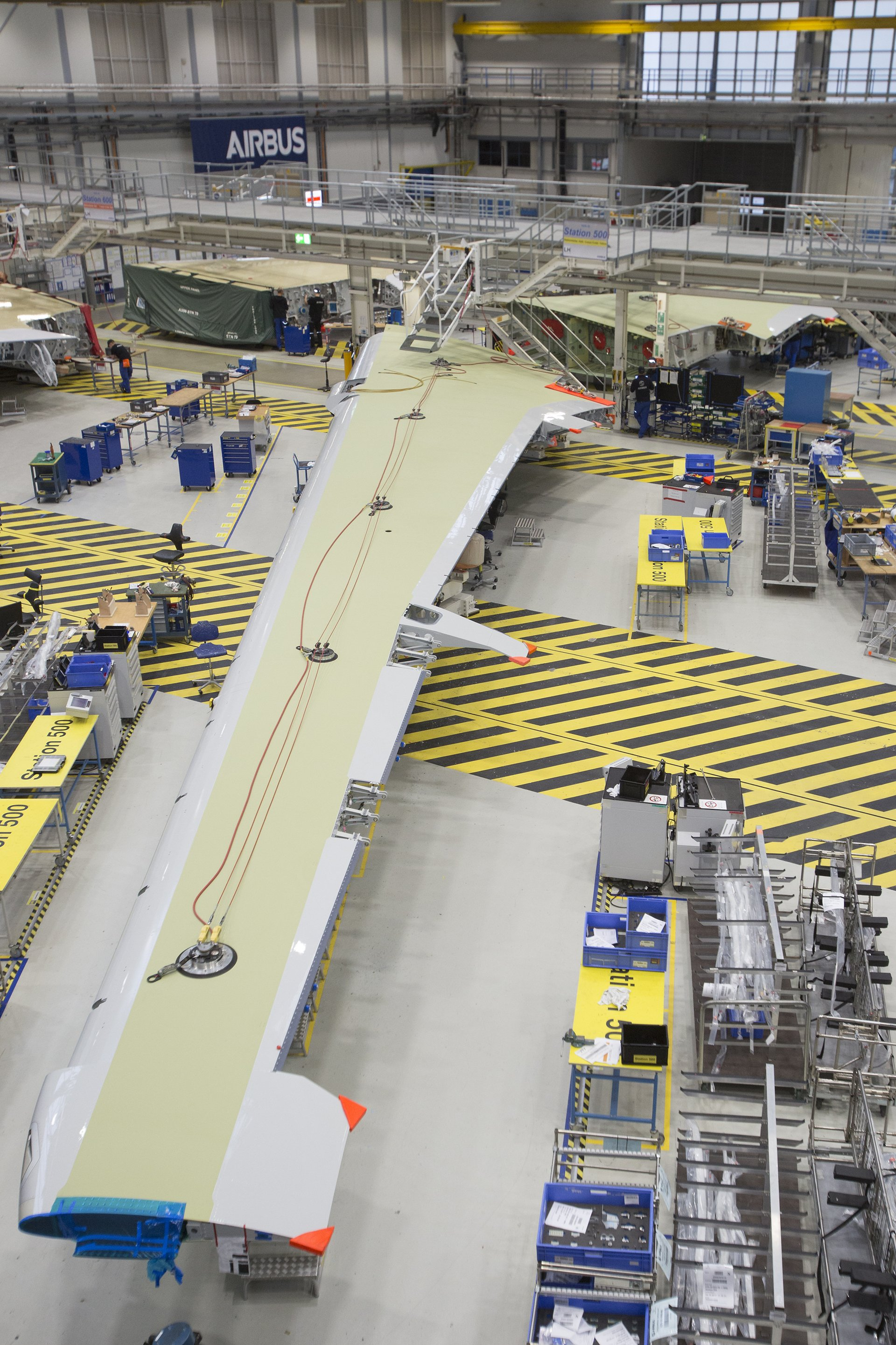 A330 800neo Wing