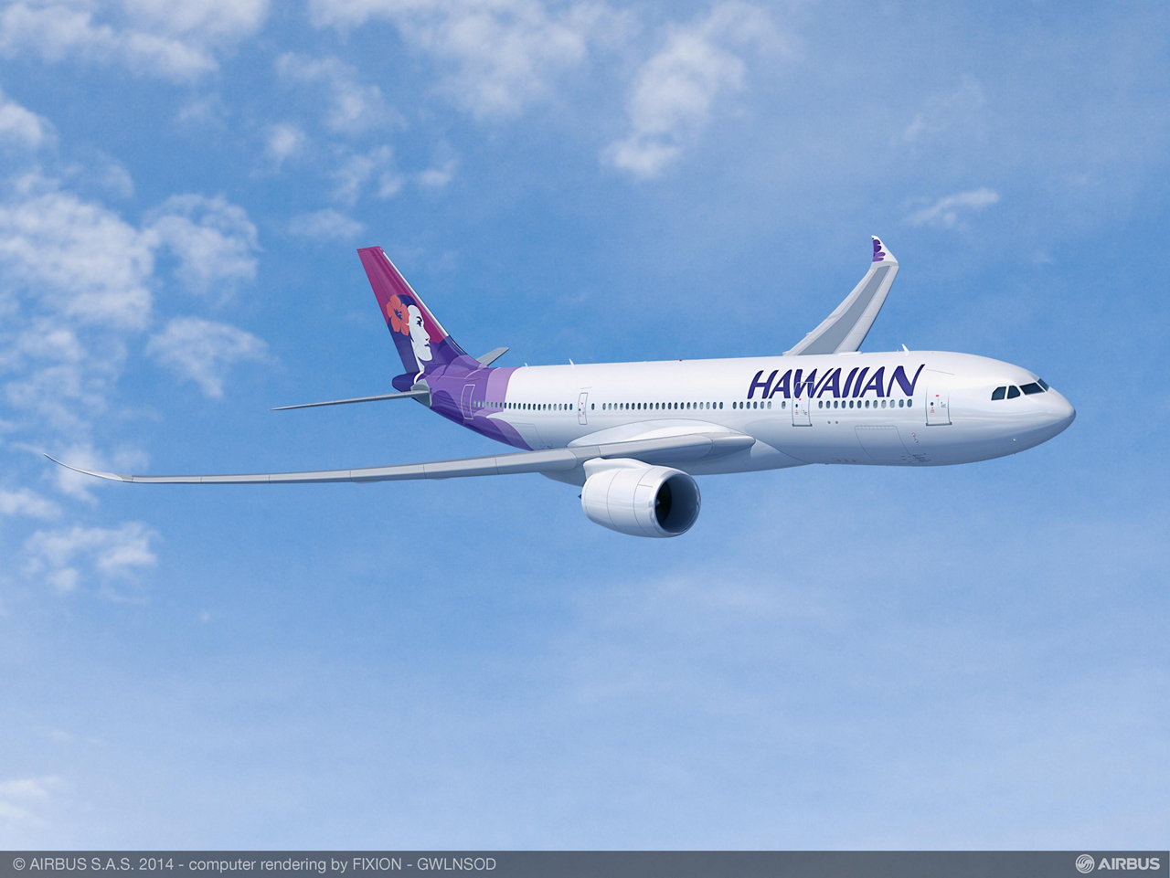 Hawaiian Airlines has finalized its order for six Airbus A330-800neo (new engine option) aircraft from Airbus, which follows a Memorandum of Understanding (MoU) signed in July 2014