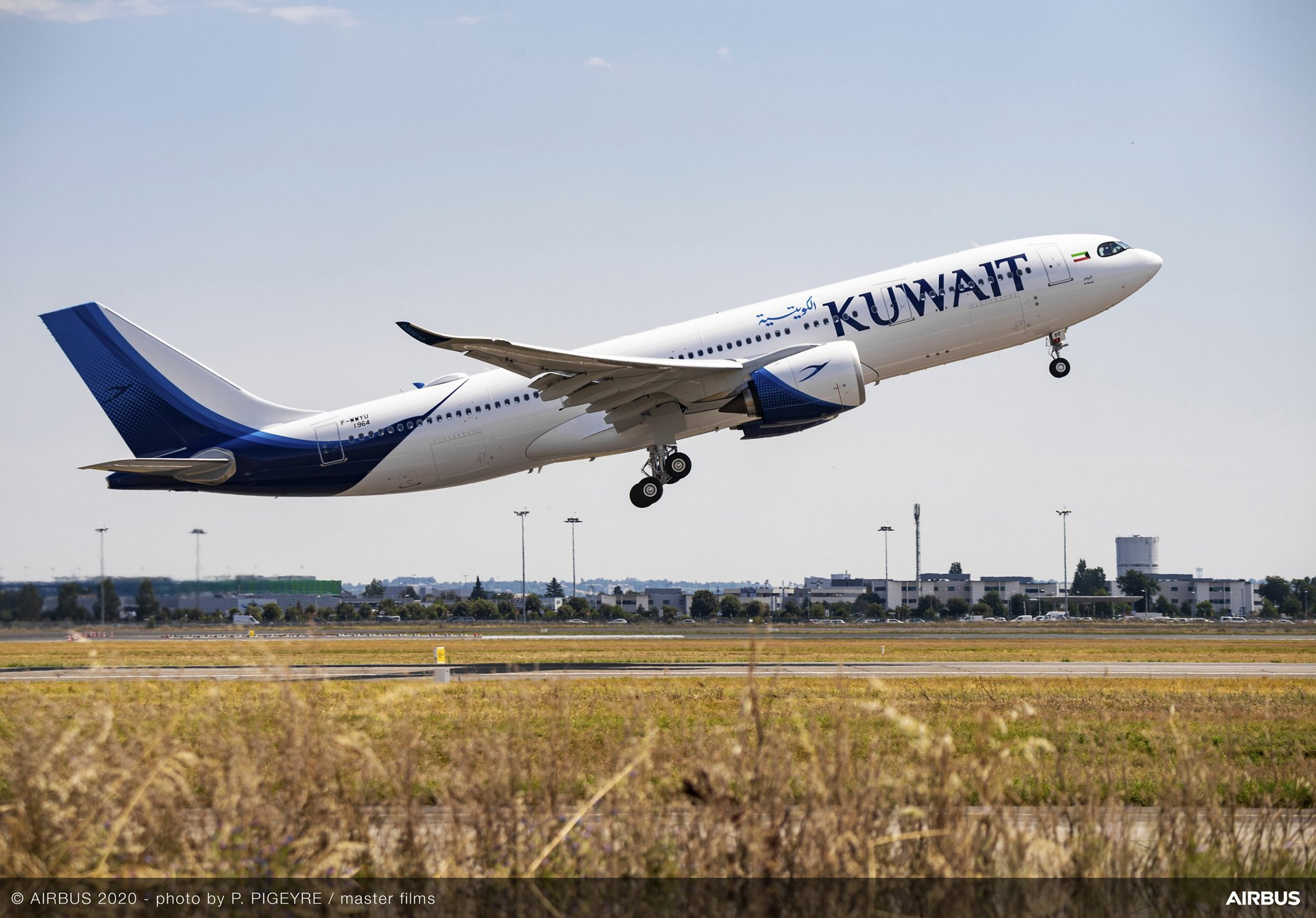 Airbus' October 2020 delivery of two A330neo aircraft for Kuwait Airways included the company's first handover of an A330-800 version