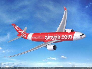 AirAsia's A330-900