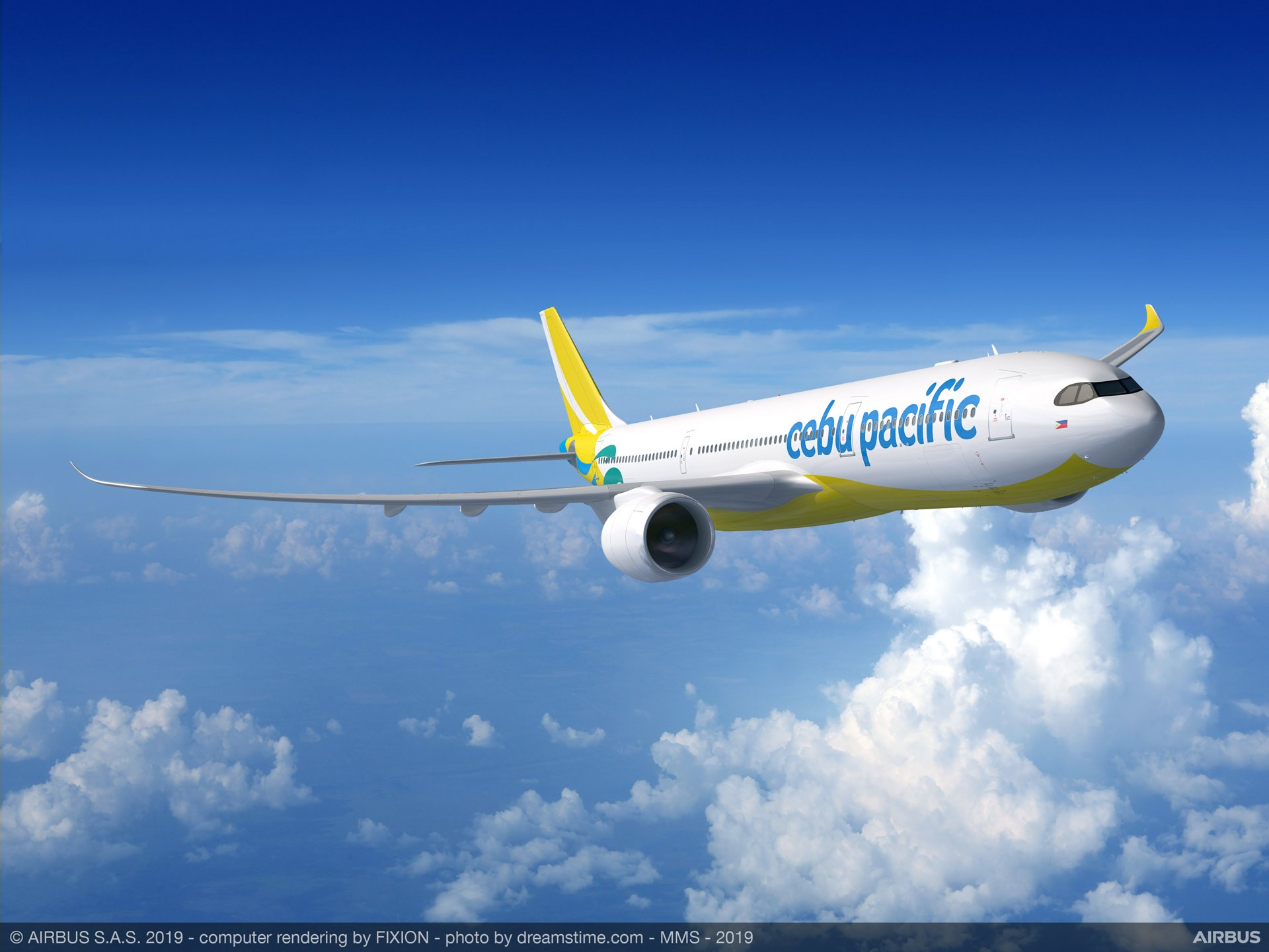 Philippines-based carrier Cebu Pacific signed a firm order for 16 long-range A330neo aircraft as part of its fleet modernisation programme