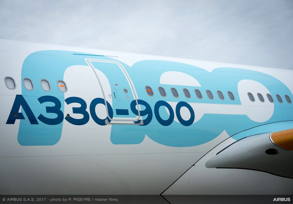 A330neo Fuselage