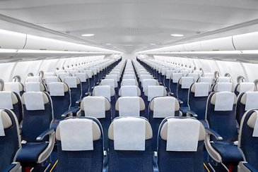 A330neo Hi Fly – Economy class seating