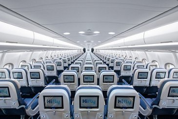 A330neo Hi Fly 鈥� Economy class