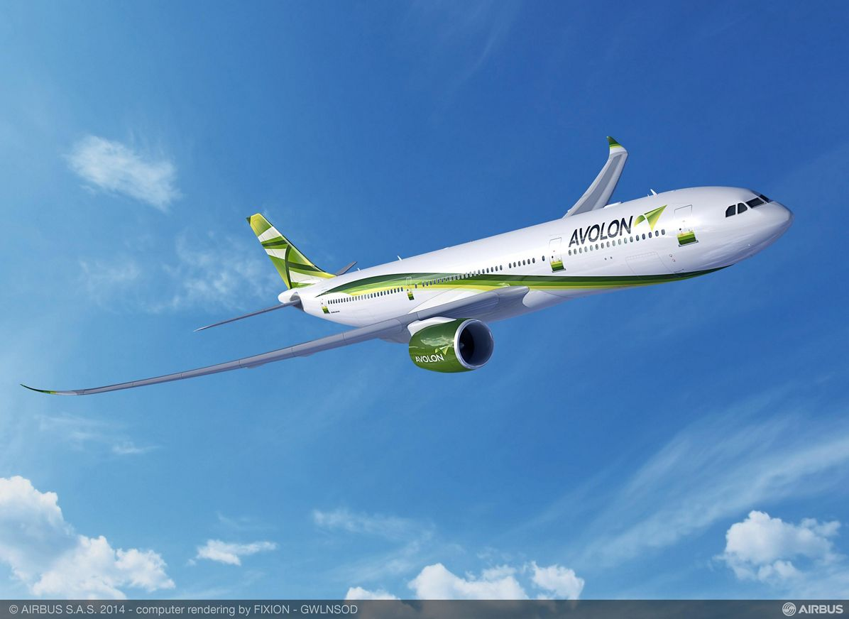 Avolon firms up order for 15 A330neo aircraft
