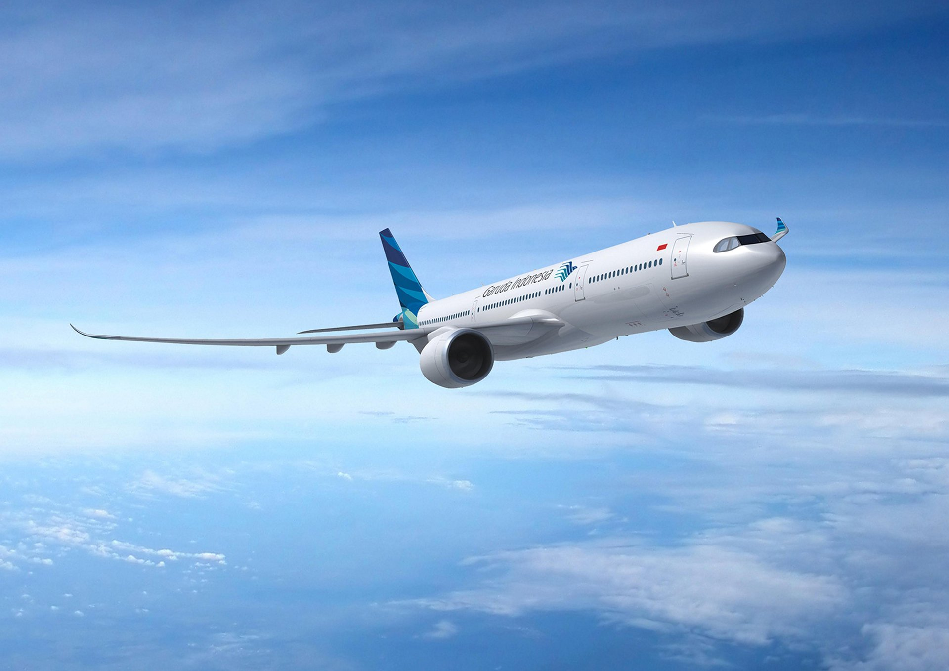 To support the company's growth and future business expansion, Garuda Indonesia has confirmed an order with Airbus for 14 highly efficient A330-900neo aircraft