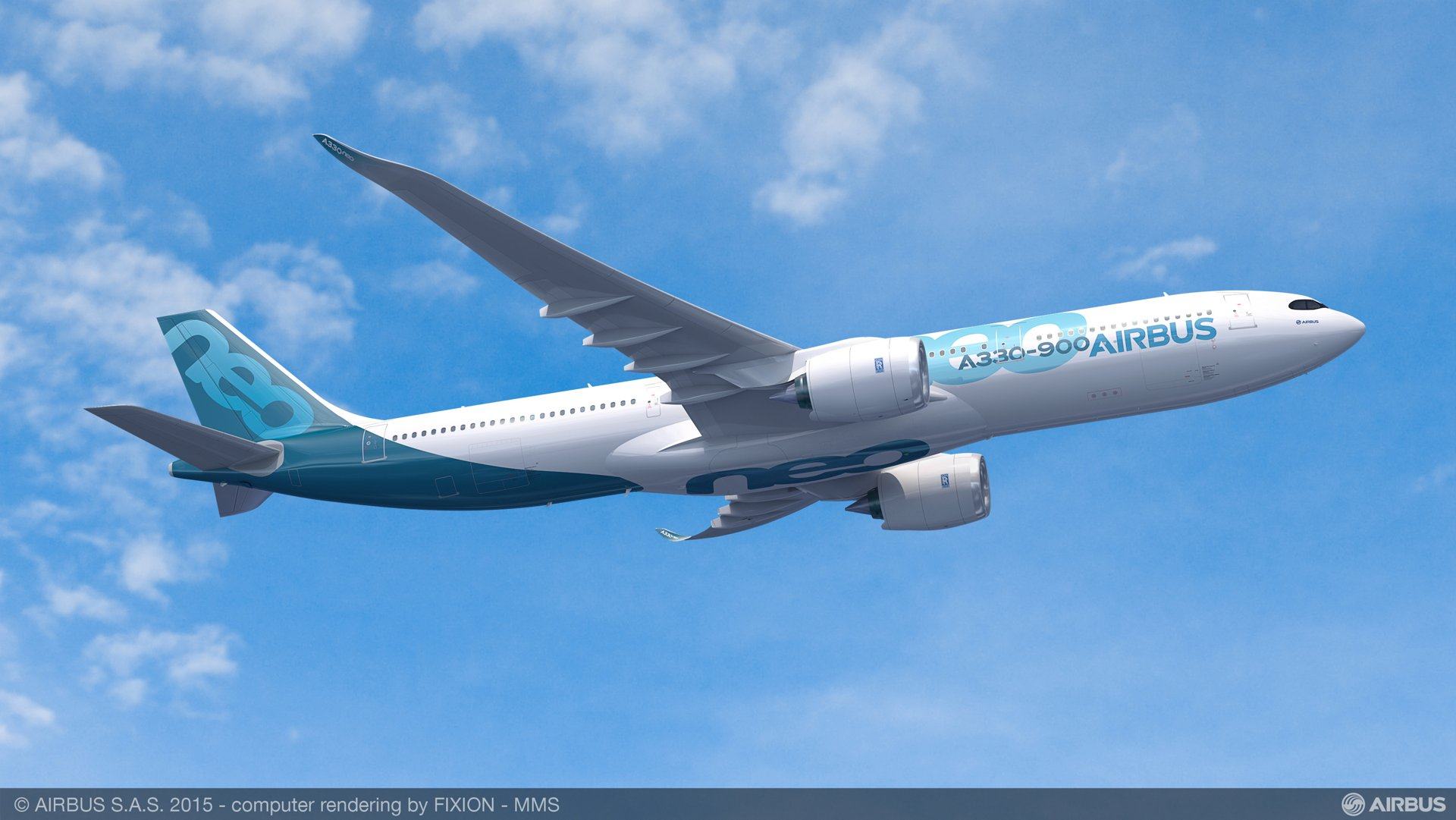 Launched by Airbus in July 2014, the A330-900 is an important member of the company's modern, market-leading product line of widebody aircraft
