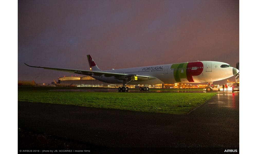 TAP Air Portugal's new A330neo