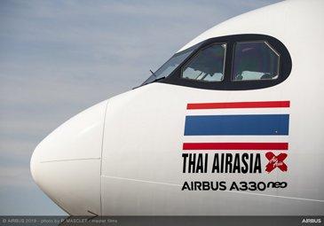 AirAsia X Thailand A330neo