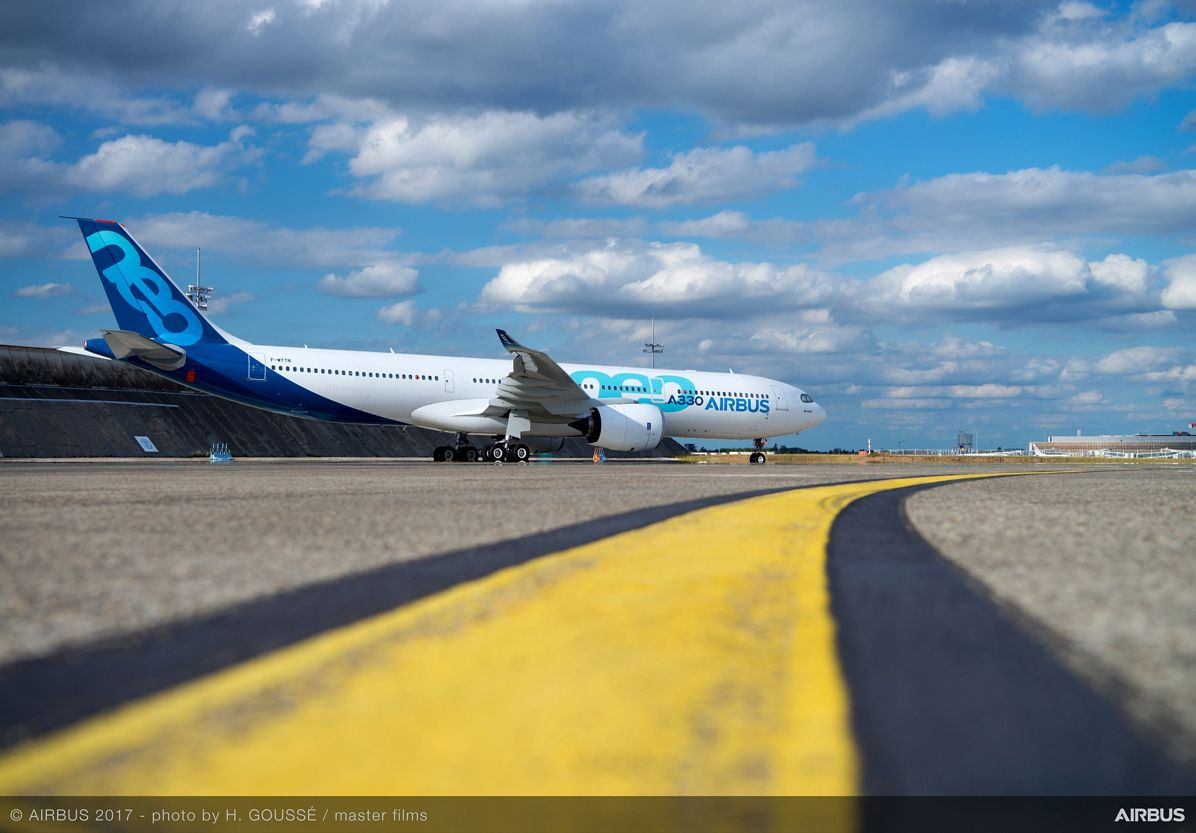 Get ready for the brand new A330neo's first flight