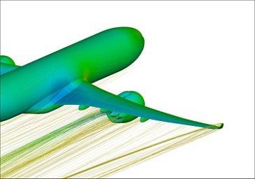 A330neo计算机翼设计