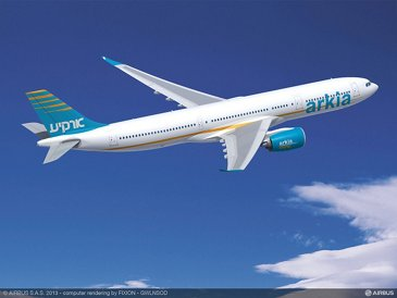 ARKIA Israeli Airlines A330-900neo 1