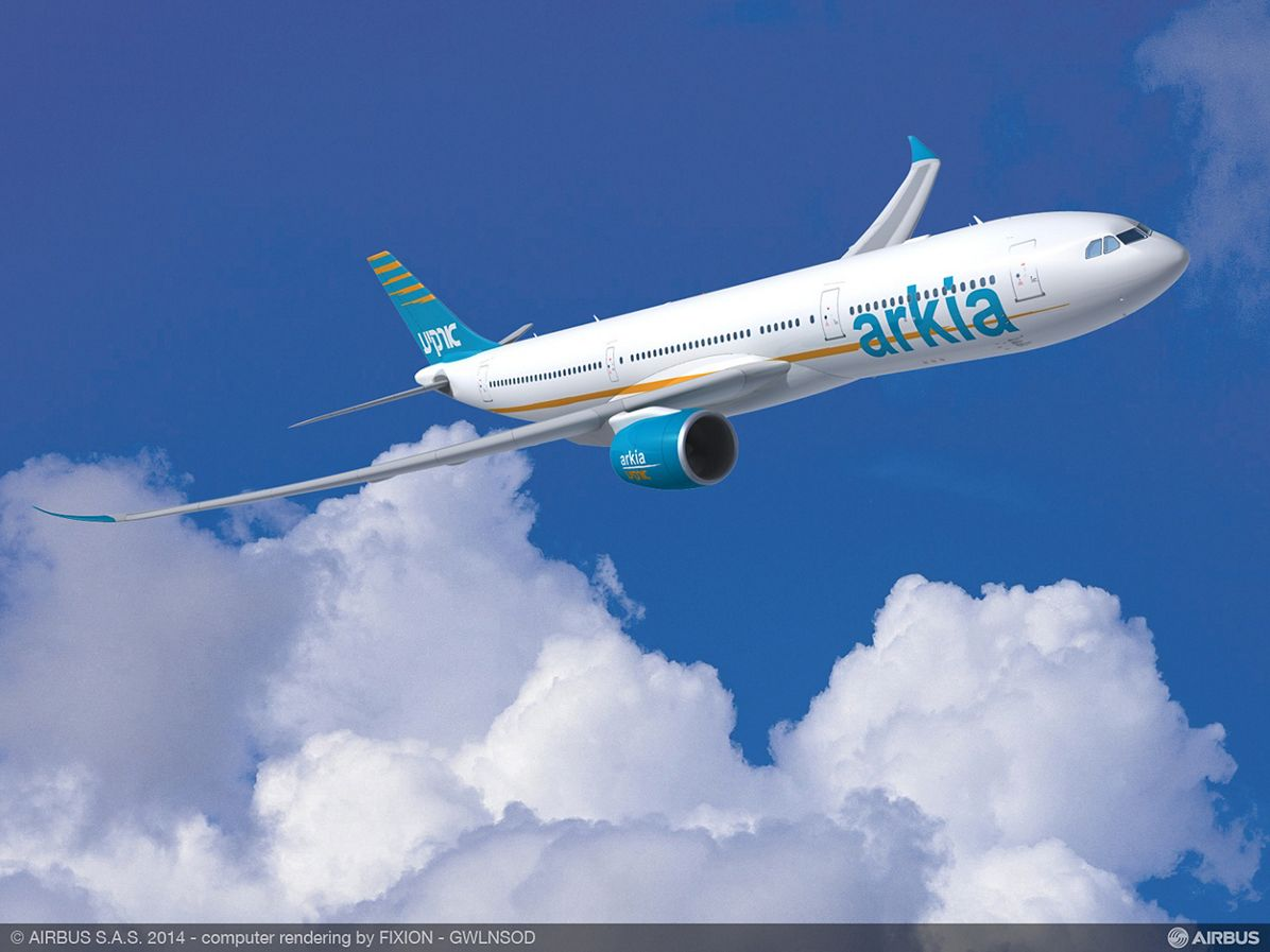 ARKIA Israeli Airlines A330-900neo 2