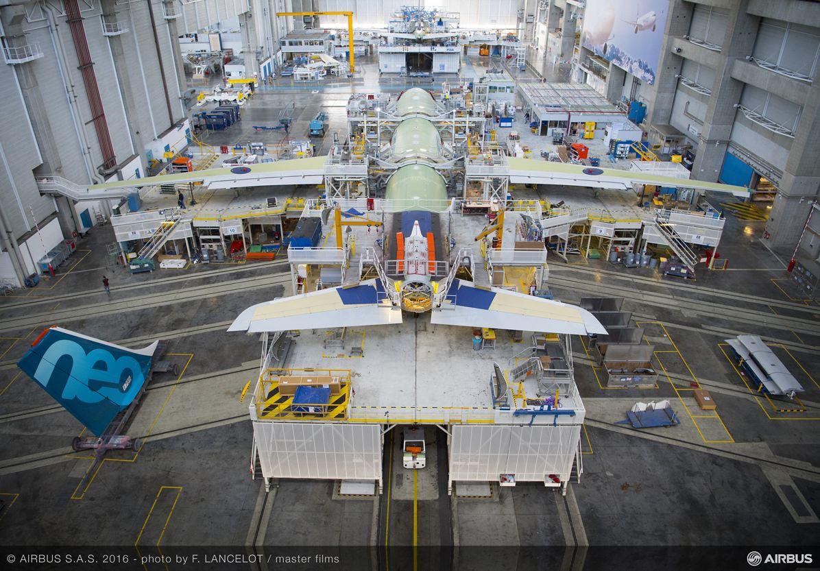 A330neo VTP Fitting