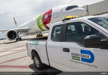 TAP Air Portugal A330-900 route proving tour 4