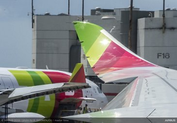 TAP Air Portugal A330-900 route proving tour 5