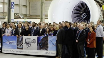 A330neo Engine Trent 7000