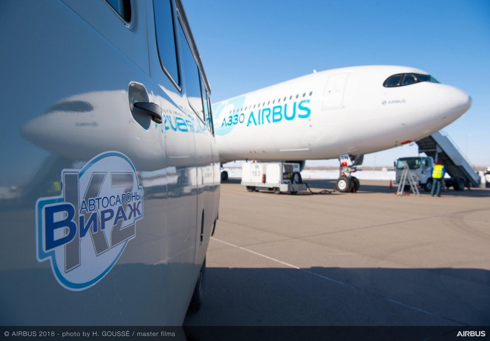 A330neo cold weather campaign 2